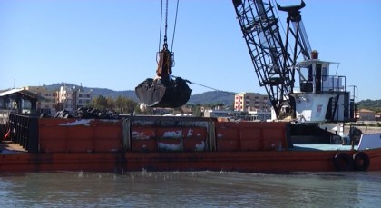 Dragaggio, entro fine agosto si affideranno i lavori per rimuovere 25mila mc. di fanghi