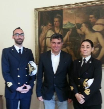 Eliana Di Donato sostituisce Fabrizio Marilli a capo della Capitaneria di Porto di Fano