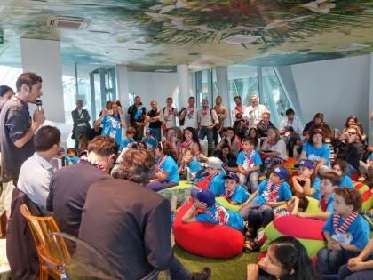 L'onda di Pappa Fish contagia Expo: il modello delle Marche fa scuola