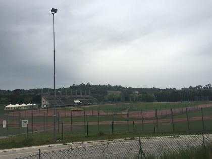 pista Zengarini, una delle aree in cui si svolgeranno i campionati
