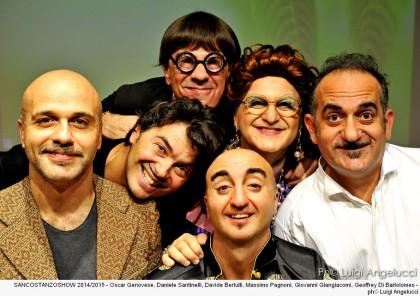 """San Costanzo Show: sarà uno spettacolo """"Ollivudiano""""."""