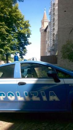 Denunciato l'autore dei furti sulle automobili nella strada delle Cesane