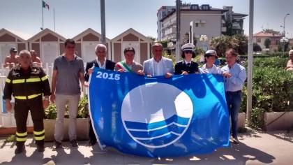 Issata la Bandiera Blu: la FEE riconosce qualità dei servizi e dell'ambiente