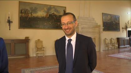 Matteo Ricci sul podio dei sindaci più amati d'Italia