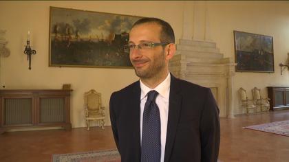 """Ricci: """"Avanti tutta sulla fusione Pesaro-Mombaroccio"""""""