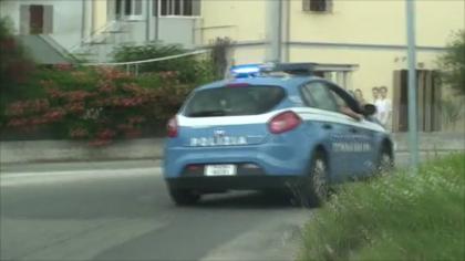 Manovre spericolate in centro, scappava dai poliziotti
