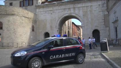 Fano, i Carabinieri arrestano albanese per spaccio – VIDEO