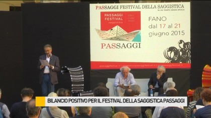 Bilancio positivo per il Festival della Saggistica Passaggi – VIDEO