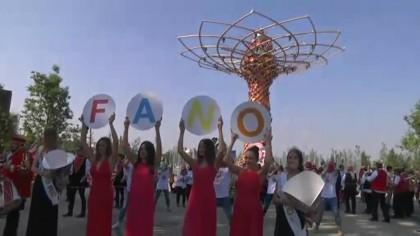 Carnevale di Fano all' Expo – Sfilata integrale