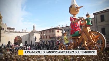 Il Carnevale di Fano crea ricchezza sul territorio – VIDEO