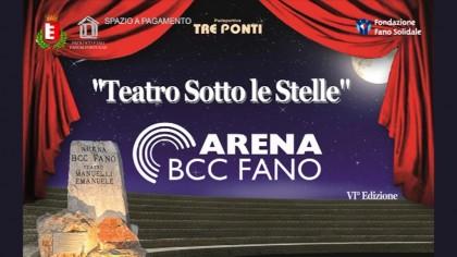 Teatro sotto le Stelle presentazione programma estivo
