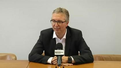 Prima conferenza stampa ufficiale del neo presidente della Regione Marche Luca Ceriscioli – VIDEO