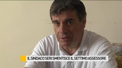 Il sindaco Seri smentisce il settimo assessore – VIDEO