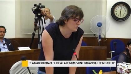 """""""La maggioranza blinda la Commissione Garanzia e Controllo"""" – VIDEO"""