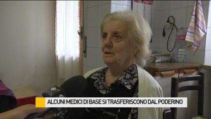 Alcuni medici di base si trasferiscono dal quartiere del Poderino – VIDEO