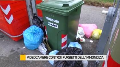 Videocamere contro i furbetti dell'immondizia – VIDEO