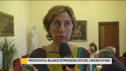 Presentato il bilancio preventivo del Comune di Fano – VIDEO