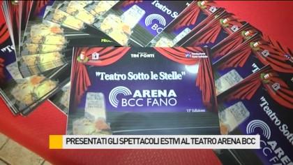 Presentati gli spettacoli estivi al teatro arena Bcc – VIDEO
