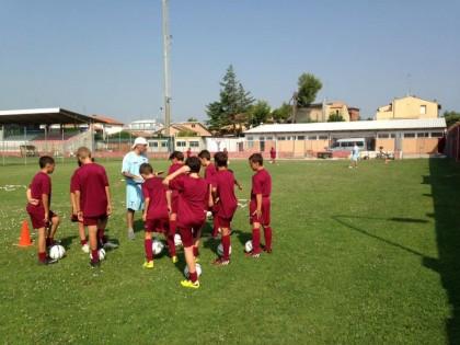 Alma Juventus Fano, iniziata la prima sessione di 5 Days Camp