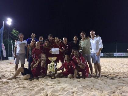 AJF Il Baretto Beach Soccer vittoria