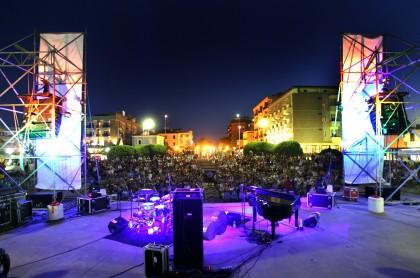 Anfiteatro Rastatt - Fano Jazz (foto Luciano Rossetti)