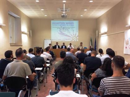 A Pesaro corso per progettista impianti ad occupazione garantita