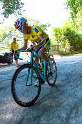Il veneto Mattia Petrucci vince il 1° Memorial Michele e Stefano