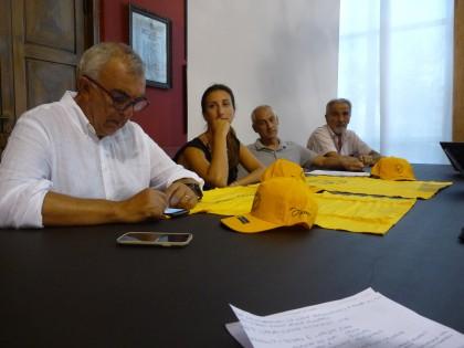 Progetto dell'AUSER per l'integrazione dei rifugiati ospitati a Pesaro.