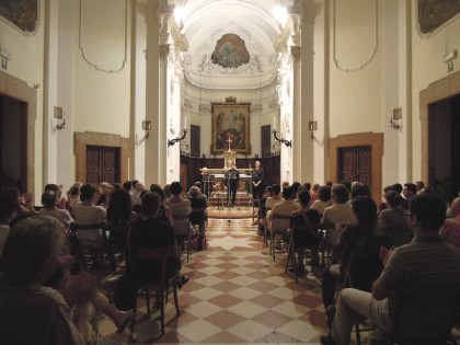 New Vocal Ensemble in concerto nelle Chiese di Fano e San Lorenzo in Campo
