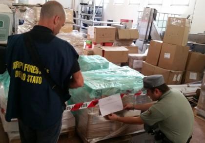 Sequestrate un milione di etichette di birra fraudolente – VIDEO