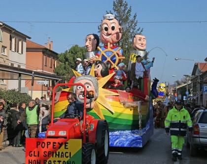 Musica latina e carri, ecco il carnevale estivo… di Pesaro