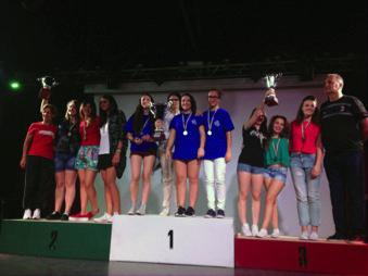L'Apolloni vince il campionato nazionale femminile di bowling