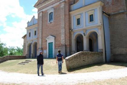 """Tenta di rubare alla Chiesa di San Giovanni in Pozzuolo per """"mantenere la famiglia"""""""