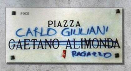 """""""Genova per noi"""". Sabato 4 luglio l'Arci racconta il G8"""