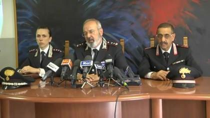 Omicidio Ismaele: La conferenza stampa dei Carabinieri – VIDEO