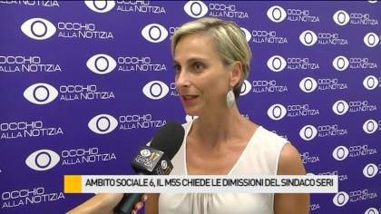 Ambito Sociale 6, i grillini chiedono le dimissioni del sindaco Massimo Seri – VIDEO