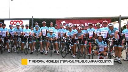 1° Memorial Michele & Stefano: il 19 luglio la gara ciclistica – VIDEO