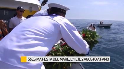 56esima Festa del Mare, l'1 e il 2 agosto a Fano – VIDEO