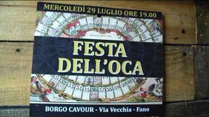 Festa dell'Oca: giochi e musica a Borgo Cavour – VIDEO