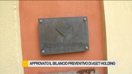 Approvato il bilancio preventivo di Aset Holding – VIDEO