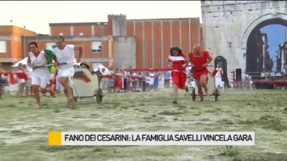 Fano dei Cesarini: la famiglia Savelli vince la gara – VIDEO