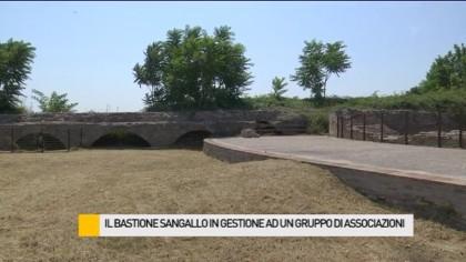 Il Bastione Sangallo in gestione ad un gruppo di associazioni – VIDEO