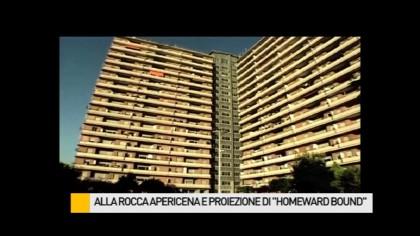 Alla Rocca apericena e proiezione del film realizzato dai ragazzi dell'Hotel House – VIDEO