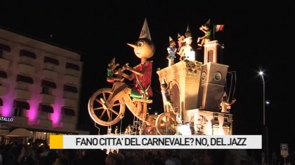 Fano città del Carnevale? No, del Jazz – VIDEO