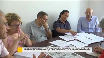 Approvazione bilancio, l'opposizione attacca la maggioranza – VIDEO