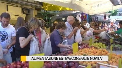 Alimentazione estiva: consigli e novità – VIDEO