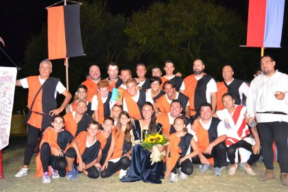 Palio delle Contrade 2015: vince contrada La Croce – FOTO