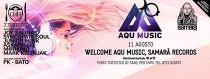 Artisti da tutta Europa insieme per un grande evento musicale al Porto Turistico