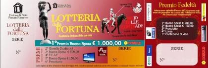 Lotteria della Fortuna 2015: ecco i biglietti vincenti