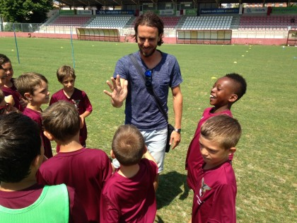 L'Alma Juventus Fano apre le porte ai piccoli della città